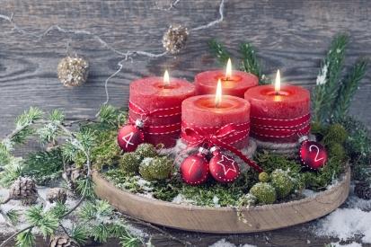 Příbramské Vánoce 2017: adventní trhy, Peklo na Nováku, ohňostroj nebo ledové sochy