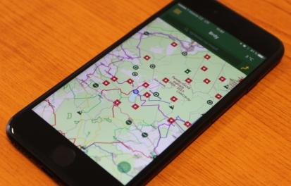 VLS spustily mobilní mapovou aplikaci Ralska a Brd