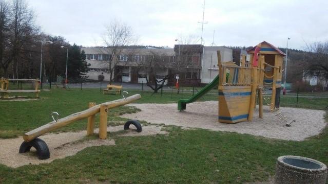 hřiště Školní