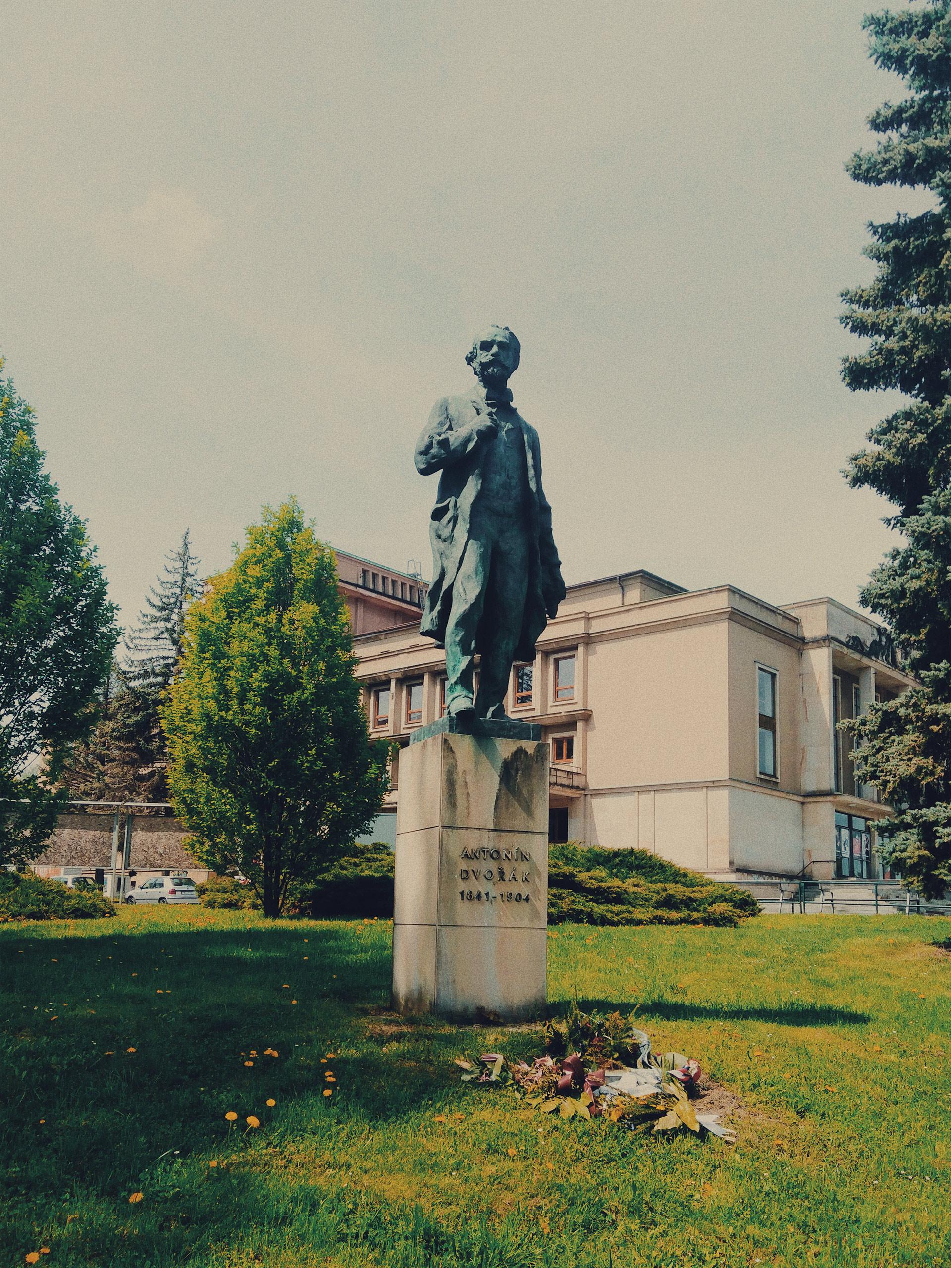 Příbramské sochy - obrázek 1236